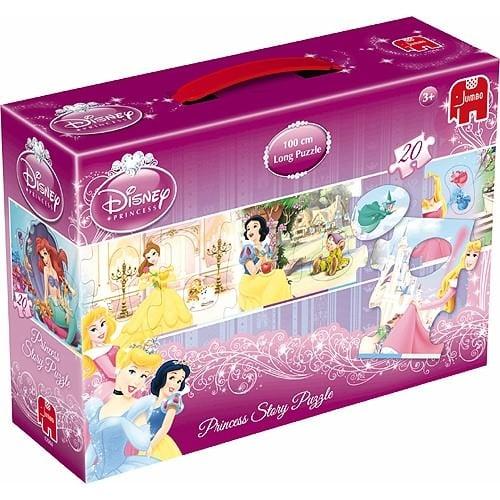 Princess Story Puzzel