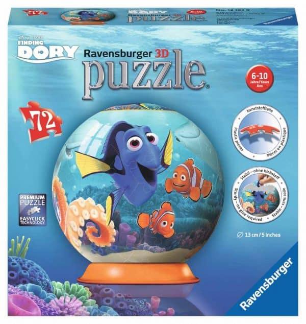 Puzzleball Finding Dory Ravensburger12193 02 Kinderpuzzels.nl .jpg