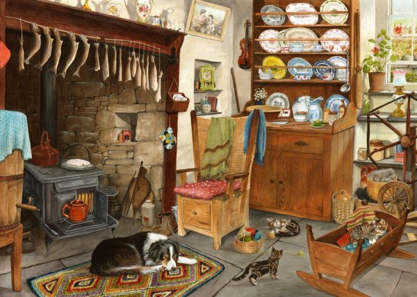 Puzzlestore Fisherman S Cottage 500xl Stukjes Mc460 1.jpg