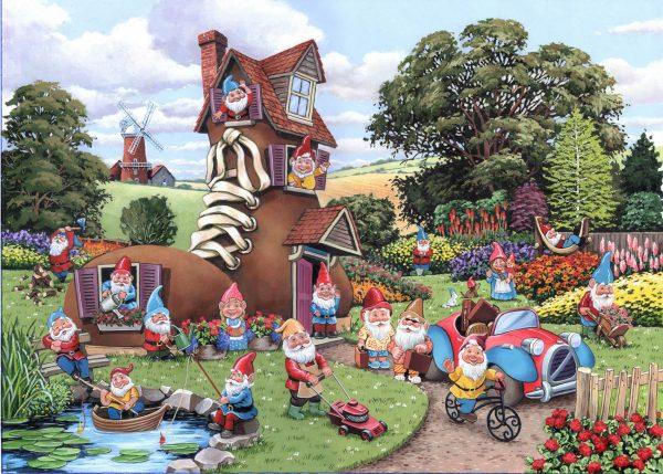 Puzzlestore Gnome Away 500xl Stukjes Mc483 1.jpg