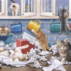Puzzlestore Kitty Litter 250xl Stukjes Mc487 1.jpg