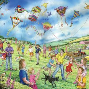 Puzzlestore Lets Go Fly A Kite 250xl Stukjes Mc489 1.jpg