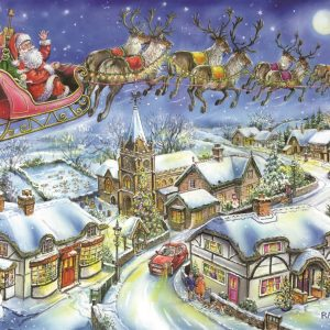 Puzzlestore No 13 Christmas Eve 1000 Stukjes Mc457 1.jpg