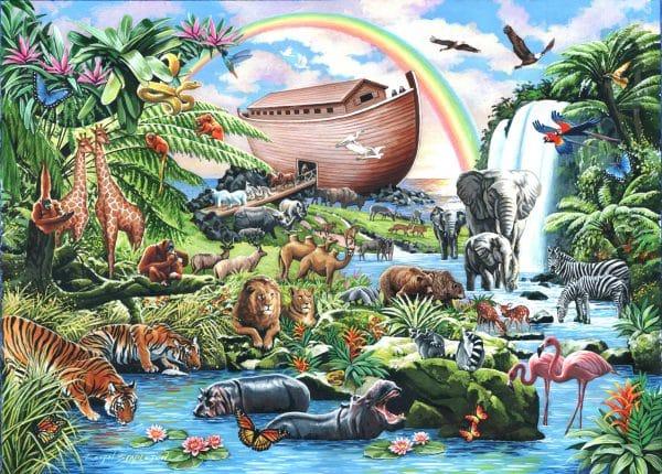 Puzzlestore Noah S Ark 500xl Stukjes Mc484 1.jpg