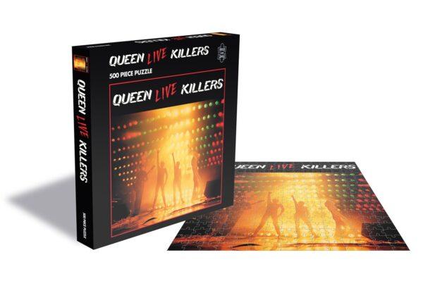 queen live killers rocksaws522763 01 legpuzzels