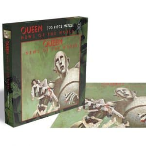 Queen News Of The World Rocksaws46452 01 Legpuzzels.nl