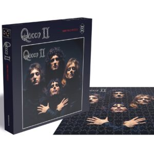 queen queen || rocksaws262131 01 legpuzzels
