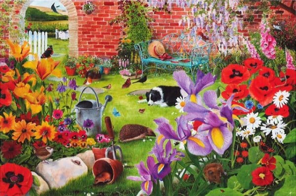 Quiet Corner The House Of Puzzles Legpuzzel 5060002001769 1.jpg