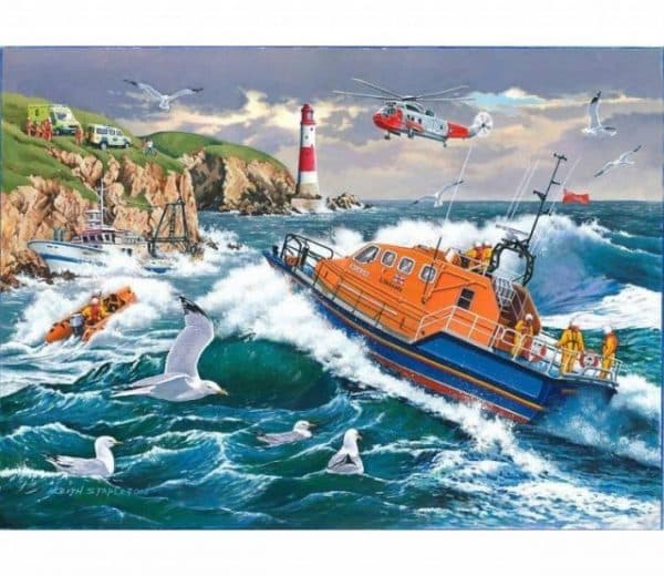 Rnli For Those In Peril The House Of Puzzles Legpuzzel 5060002002988 1.jpg