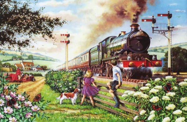 Railway Children The House Of Puzzles Legpuzzel 5060002001615 1.jpg