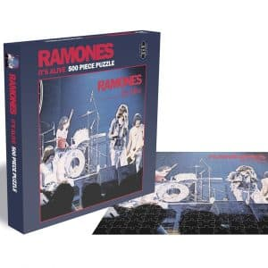 Ramones It S Alive Rocksaws34503 01 Legpuzzels.nl