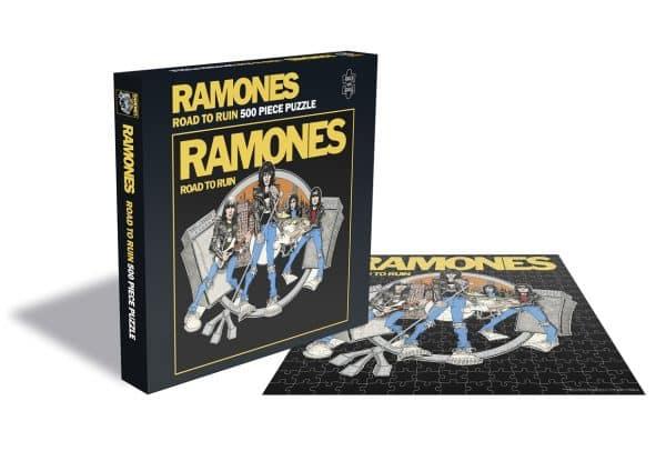Ramones Road To Ruin Rocksaws34510 01 Legpuzzels.nl