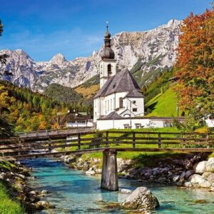 Ramsau Germany Castorland