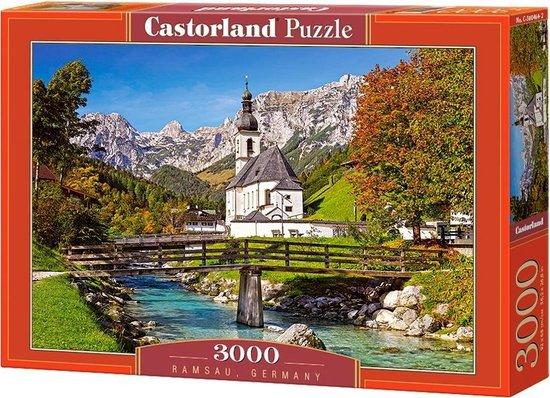 Ramsau Germany Castorland