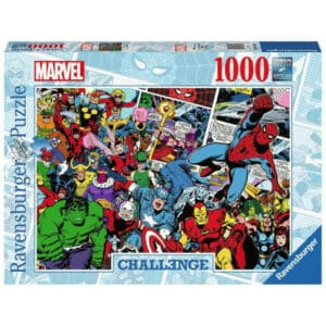 Ravensburger Puzzel Challenge Marvel Legpuzzel 1000 Stukjes