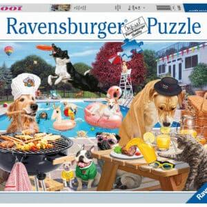 Ravensburger Puzzel Dag Van De Hond Legpuzzel 1000 Stukjes