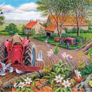 Red Harrows The House Of Puzzles Legpuzzel 5060002003114 1.jpg