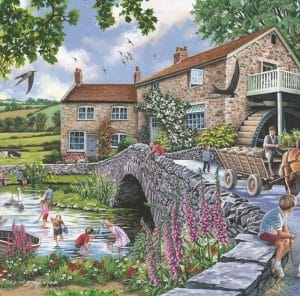 Redcastle Collection 1000 Piece Old Mill Launches July 2019.jpg