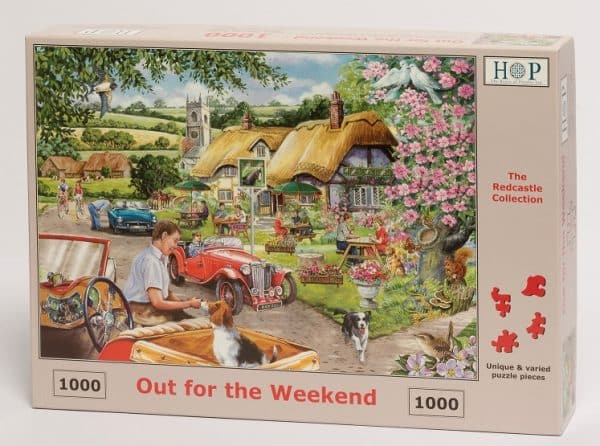 Redcastle Collection 1000 Piece Out For The Weekend Launches July 14th 2019.jpg