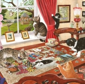 Redcastle Collection 1000 Piece Puzzling Paws Launches July 2019.jpg