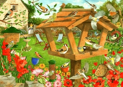Redcastle Collection 1000 Piece Strictly For The Birds Launches July 2019.jpg