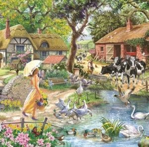Redcastle Collection 1000 Piece Summer Stroll Launches July 2019.jpg