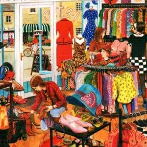 Retro Rosie The House Of Puzzles Legpuzzel 5060002003671 1.jpg