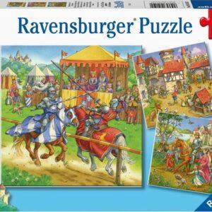 riddertoernooi in de middeleeuwen 51502 1 ravensburger