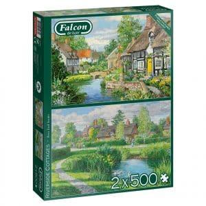Riverside Cottages Jumbo11289 03 Legpuzzels.nl