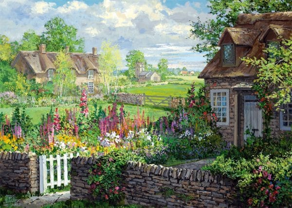 Romantic Countryside Cottages Jumbo11261 04 Legpuzzels.nl