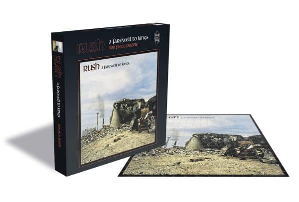 Rush A Farewell To Kings Rocksaws34534 01 Legpuzzels.nl
