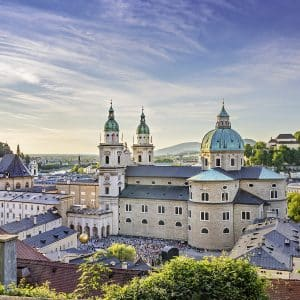 Salzburg In Oostenrijk Ravensburger149827 01 Legpuzzels.nl