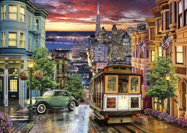 San Fransisco Clementoni