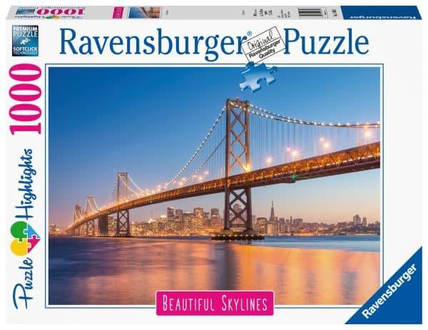 San Fransisco Ravensburger140831 02 Legpuzzels.nl