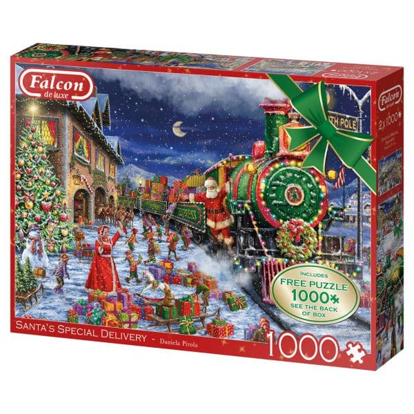 Santa S Special Delivery Jumbo11268 02 Legpuzzels.nl