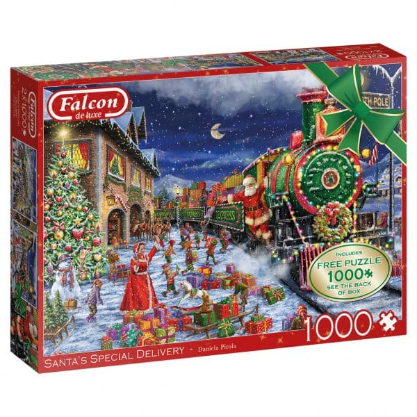 Santa S Special Delivery Jumbo11268 03 Legpuzzels.nl