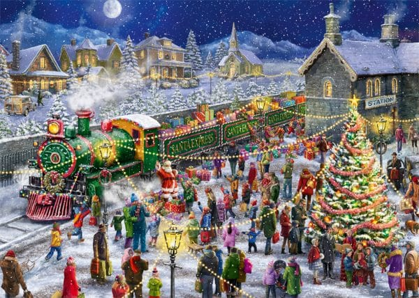 Santa S Special Delivery Jumbo11268 04 Legpuzzels.nl