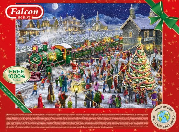 Santa S Special Delivery Jumbo11268 05 Legpuzzels.nl