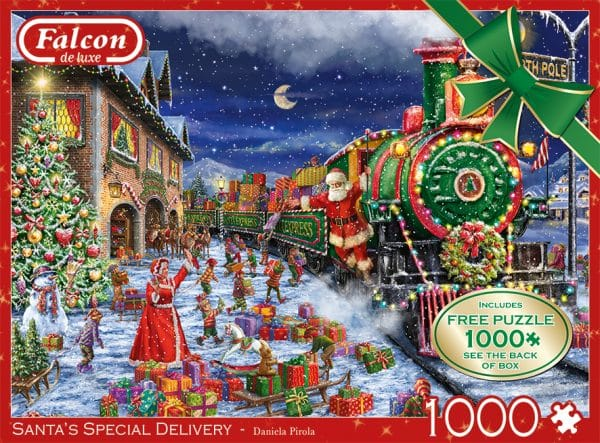 Santa S Special Delivery Jumbo11268 06 Legpuzzels.nl