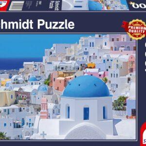 Santorini Cyclades Schmidt Legpuzzels