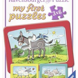 Schaap Ezel En Geit Mijn Eerste Puzzel Ravensburger061341 01 Kinderpuzzels.nl .jpg