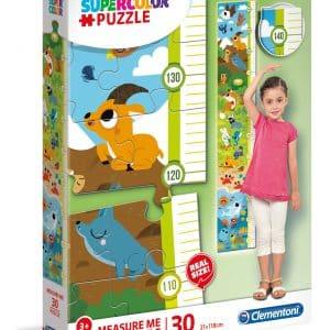 Schattige Dieren Clementoni20329 01 Kinderpuzzels.jpg