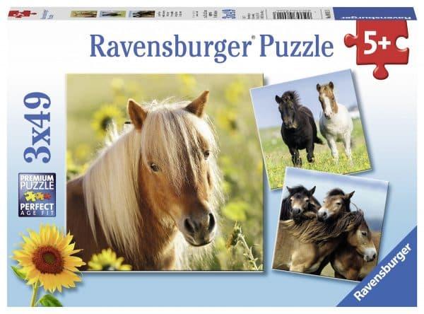 Schattige Ponys Ravensburger080113 01 Kinderpuzzels.nl .jpg