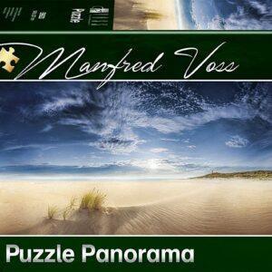 Schmidt Panoramapuzzel Sylt Manfred Voss