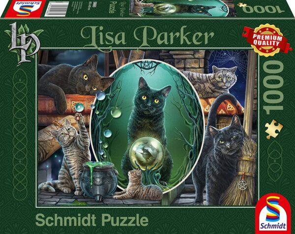 Schmidt Lisa Parker Magische Katten