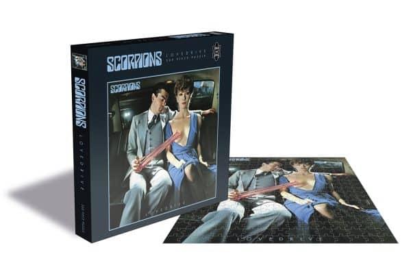 Scorpions Lovedrive Rocksaws54273 01 Legpuzzels.nl