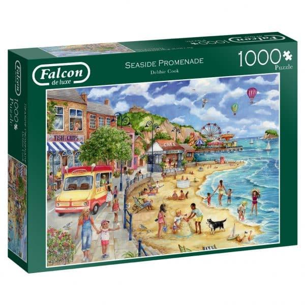 Seaside Promenade Jumbo11264 03 Legpuzzels.nl