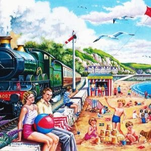 Seaside Special The House Of Puzzles Legpuzzel 5060002002469 1.jpg