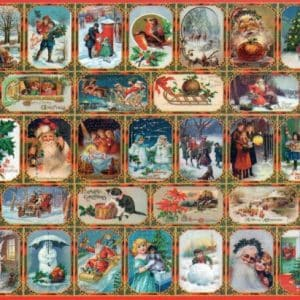 Seasons Greetings The House Of Puzzles Legpuzzel 5060002002919 1.jpg