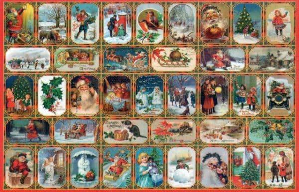 Seasons Greetings The House Of Puzzles Legpuzzel 5060002002919 1.jpg